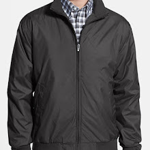 Peter Millar 'Austin' Packable Windproof Bomber Jacket