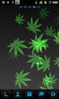 Screenshot of Weed Paper - Live Wallpaper