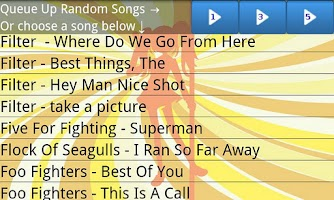 Screenshot of Karaoke-A-GoGo Lite