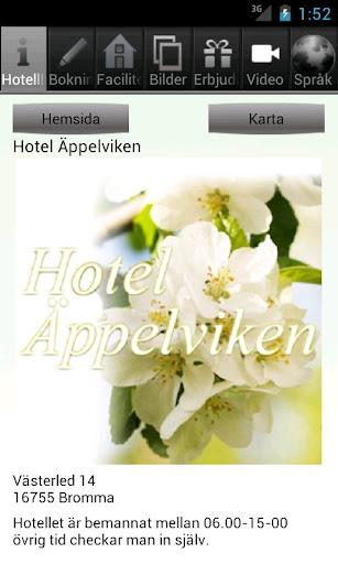 Hotel Äppelviken