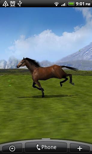 VA Horse Wallpaper LITE