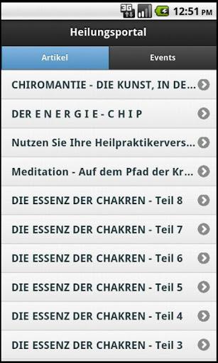 【免費健康App】Heilungsportal-APP點子