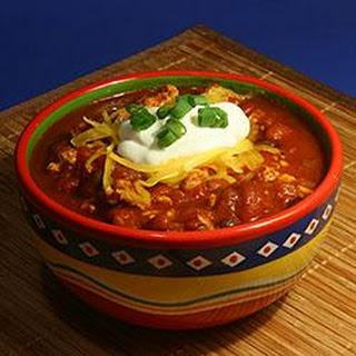 Spicy Healthy Turkey Chili Recipes