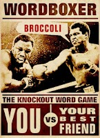 Screenshot of WordBoxer: Knockout Word Game