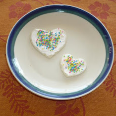 Gluten Free Dutch Sugar Cookies
