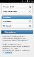 Screenshot of Rügen erleben (ohne Werbung)