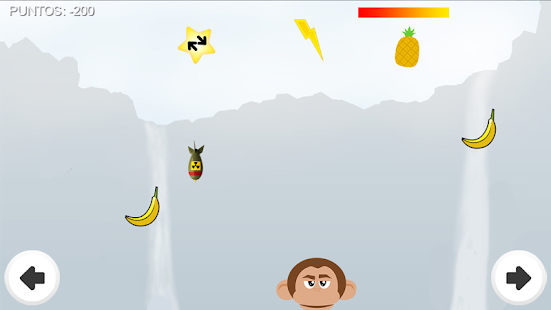 Hungry Monkey - screenshot