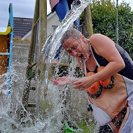 #Icebucketchallenge by Kevin Ward - News & Events Health