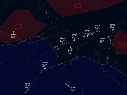 Radar Chaos: World Edition - screenshot