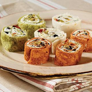 Tortilla Pinwheels Green Olives Recipes