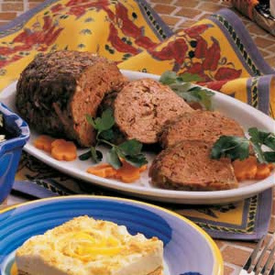 Flavorful Meat Loaf