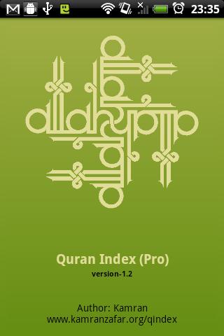 Quran Index Pro