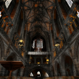 Lady Chapel by Derek Tomkins - Buildings & Architecture Places of Worship