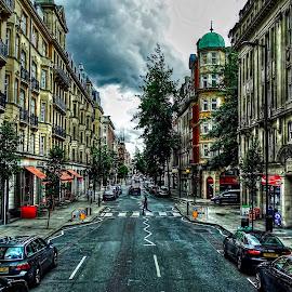 London's street by Rubens Campos - City,  Street & Park  Street Scenes ( londres, england, london, inglaterra )