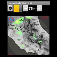 Screenshot of Meteo Radar Pro