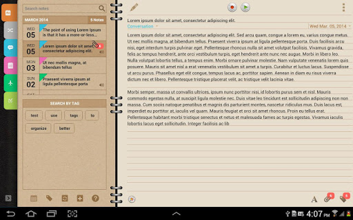 groovy notes personal diary for android version 1 1 7 free