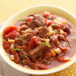 Beef and Bean Ragout