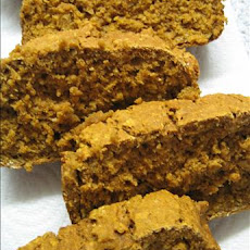 Pumpkin Oatmeal Loaf (Fat-Free)