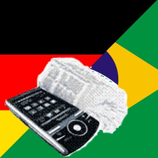 German Brazilian Dictionary LOGO-APP點子