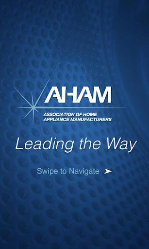AHAM Leading The Way