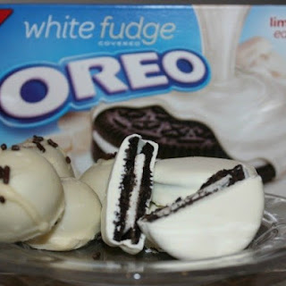 White Fudge Oreos Recipes