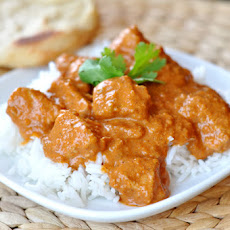 Indian Butter Chicken with Basmati Rice Recipe | Yummly