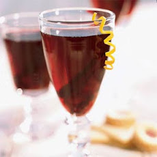 Mulled Cranberry Wine Punch