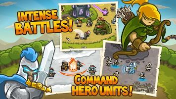 Screenshot of Kingdom Rush