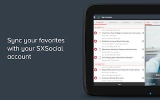 Screenshot of SXSW® GO - Official 2015