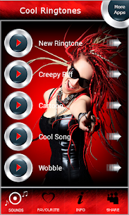 Cool Ringtones - screenshot
