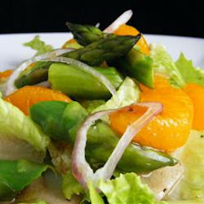 Asparagus, Orange and Endive Salad