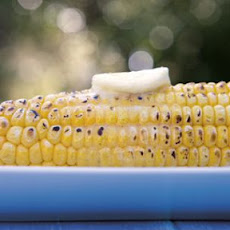 Corn with Sorghum Butter