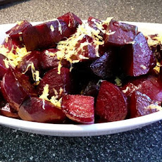 Maple Glazed Beets