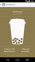 Screenshot of Starbucks