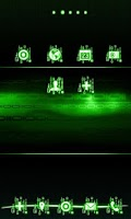 Screenshot of Detailed Matrix Theme