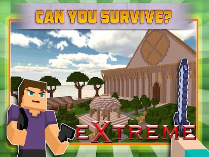 Cube Gun Survival x Games