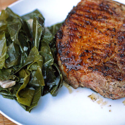 Dinner Tonight: Pork Chops with 'Magic Dust'