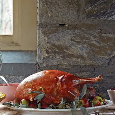 Roasted Heritage Turkey