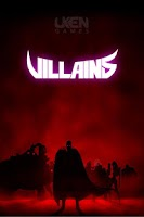 Screenshot of Villains RPG