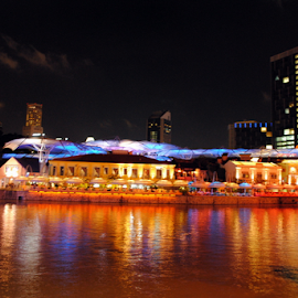 Clarke Quay by Adi Zhuo - Food & Drink Alcohol & Drinks