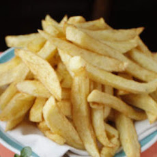 Bistro Pommes Frites (Bistro French Fries)