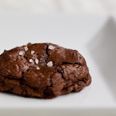 Salted Chocolate Chunk Cookies (aka, The Emergency Cookies)