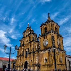 by Julio César Rosales Chávez - Buildings & Architecture Public & Historical