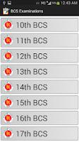 Screenshot of BCS Preperation