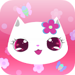 Lily Kitty Fun Live Wallpaper 1.1.5 Apk