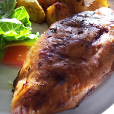 Easy Grilled Lime Chicken- W/ OAMC Directions Too!