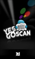Screenshot of YesGoScan