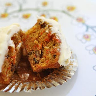 Carrot Cake Cupcakes Vegetable Oil Recipes