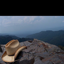 Charlie's Bunion  by Brett Giddings - Landscapes Mountains & Hills ( smoky mountains )