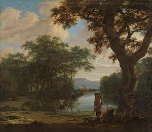 RIJKS: Joris van der Haagen: painting 1669